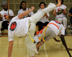 Capoeira and Maculele with Christos Espirro at Barefoot Festival™ 2019